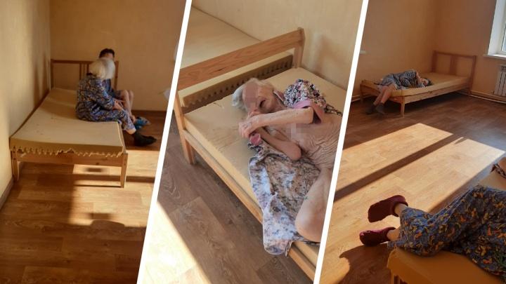 «Много вопросов вызывают фотографии»: депутаты Башкирии организовали проверку частного пансионата в Уфе