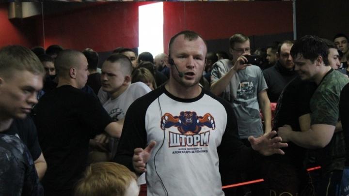 Омский боец Шлеменко принял вызов на бой от Емельяненко