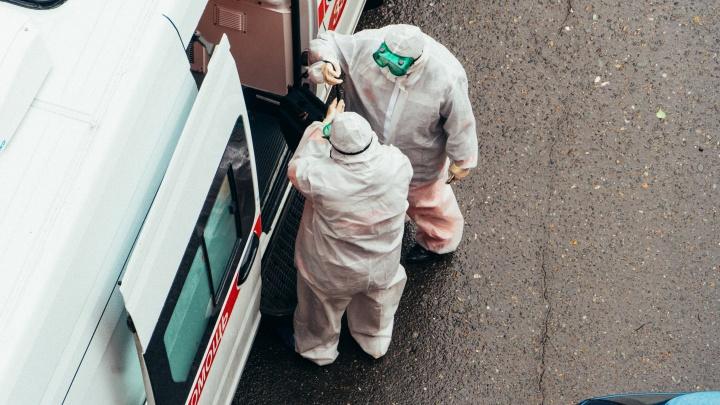В Омской области за сутки коронавирусом заразились 168 человек
