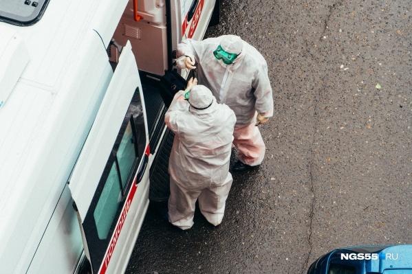За сутки по всей России заразились около 14 тысяч человек