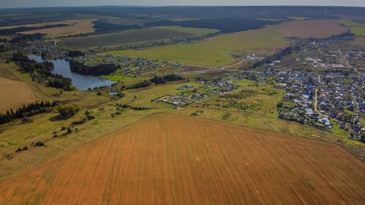 ПЗСП безвозмездно передал городу земельный участок — его распределят между многодетными семьями