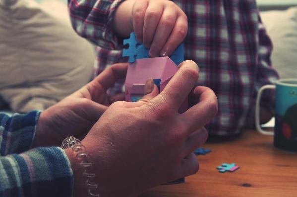 Семья во всем поддерживает друг друга и каждый день ищет повод для маленьких радостей