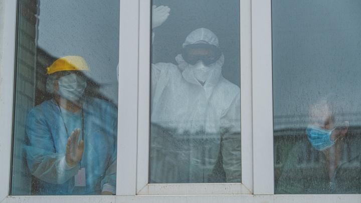 Прикамье получило 55 миллионов рублей. Их должны потратить на отпускные для медиков, работавших с COVID-19