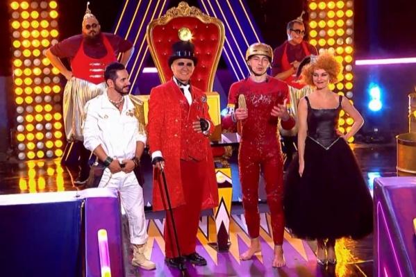 В шоу Михаил представлял Екатеринбург, хотя сам родом из села Кочневского в Белоярском районе