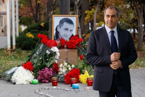 Шота Горгадзе обратился к правоохранителям с просьбой как можно скорее возбудить дело об угрозах