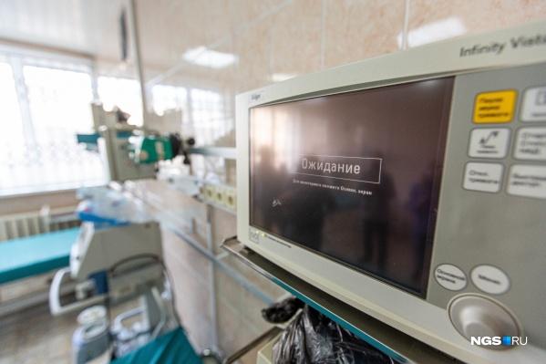 Заболеваемость коронавирусом и ОРВИ в регионе растёт