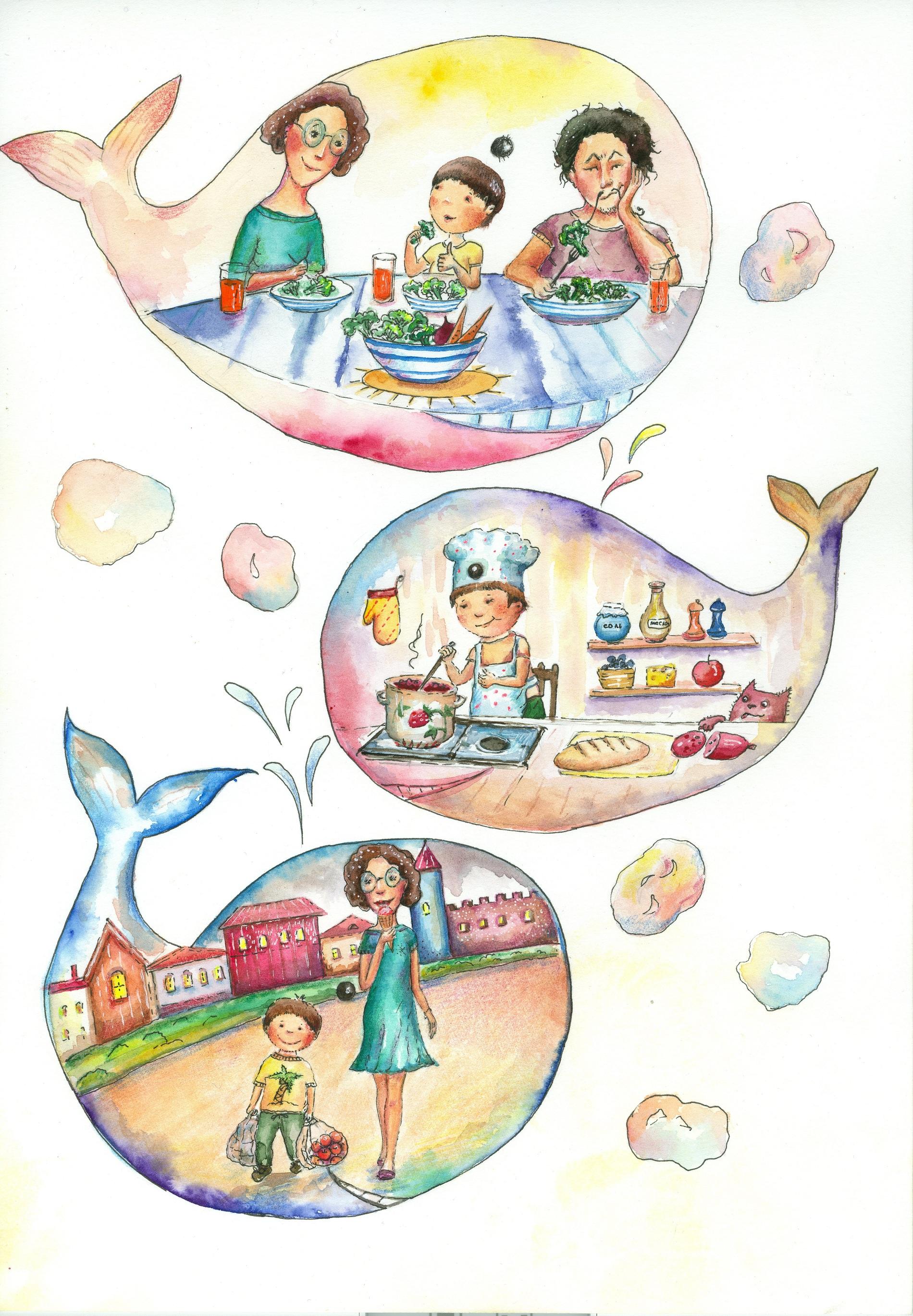 Иллюстрация к части «Три верных способа договориться с родителями»
