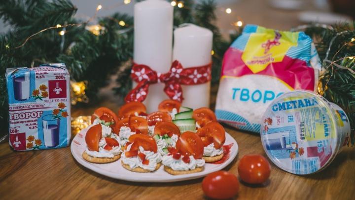 Адвент-календарь: «Ирмень» опубликовал необычные новогодние рецепты, которые под силу каждому
