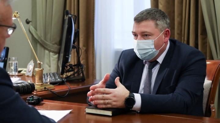 На место задержанного за взятку министра лесного хозяйства края назначили нового