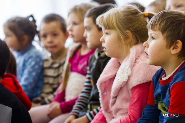 Волгоградским малышам придется снова привыкать к детским садикам
