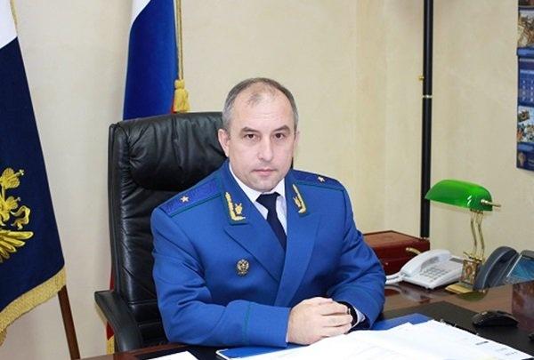 Кузбассовец стал и.о. прокурора Ростовской области