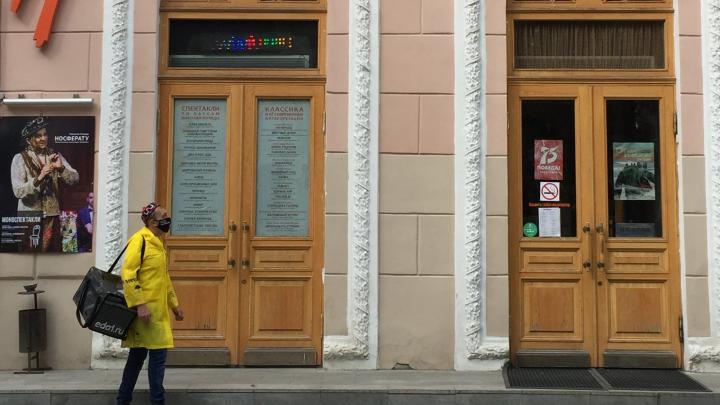 «Хотите театр на дом — закажите еду»: Николай Коляда снял ролик, чтобы его спас Иван Ургант