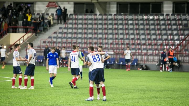 От двух домашних стадионов до суда с экс-игроком: как прошла осень в ФНЛ для «Иртыша»