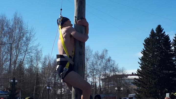 На Масленицу в Омске прогнозируют плюсовую температуру