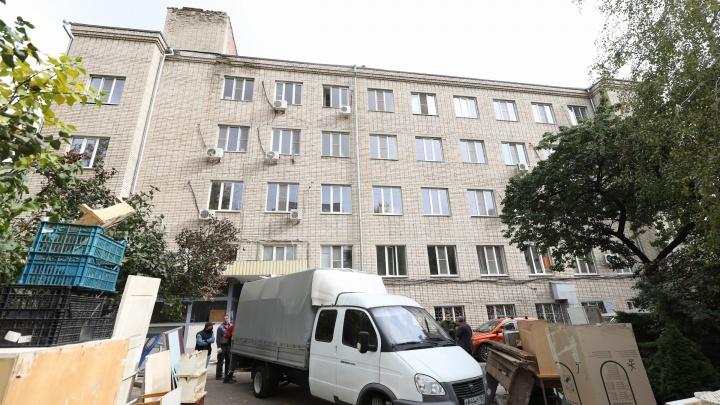 Ковидный госпиталь на базе детской горбольницы № 2 откроют в ноябре