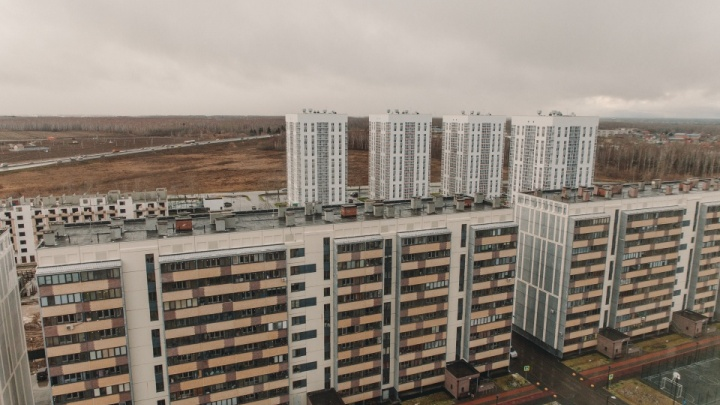 В Тюмени с высоты 11-го этажа упала девочка-подросток