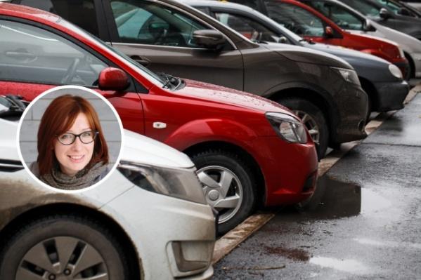 Радиоведущая Наталья Андреева осталась без машины и ничуть об этом не жалеет