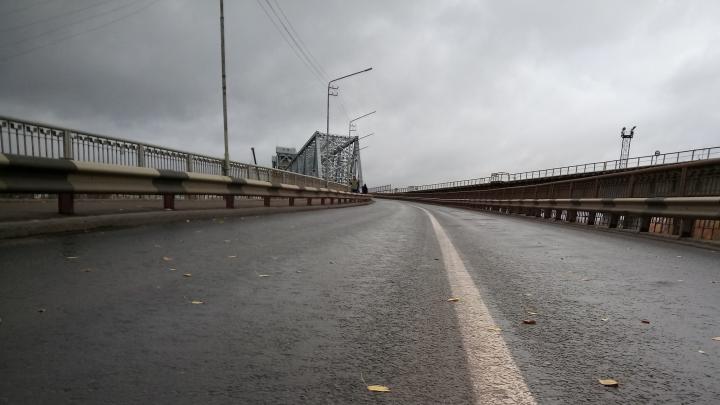 Северодвинский мост обещают открыть для движения транспорта до обеда