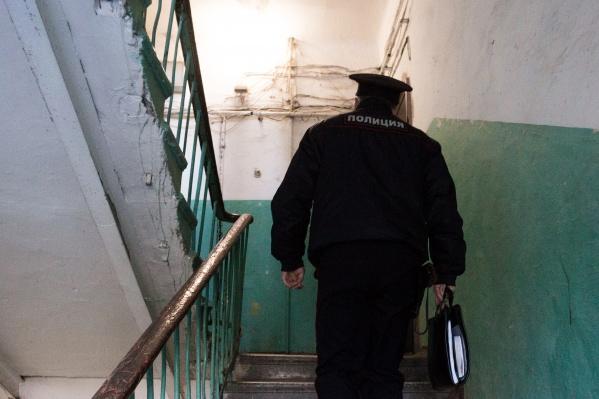 Суд поместил подозреваемого под стражу