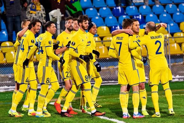 Самая крупная победа «Ростова» — 6:0 над «Томью»