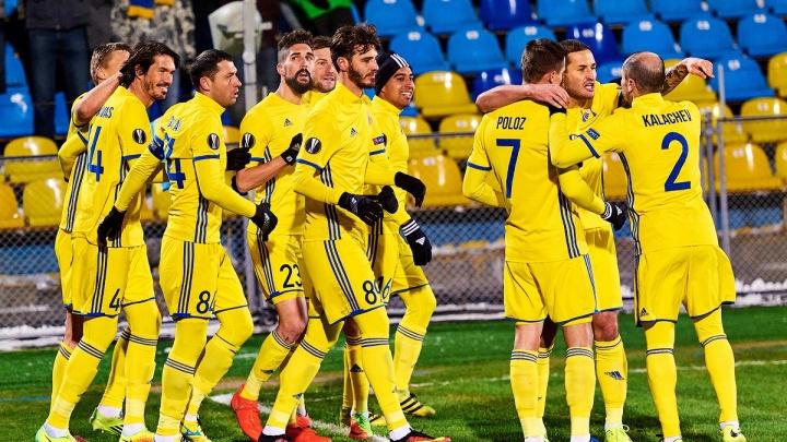 От «Волги» до «Енисея»: самые крупные победы ФК «Ростов» за десять лет
