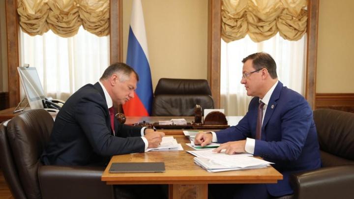 0,82 кв. м на каждого жителя: как Самарской области выполнить задачу Путина