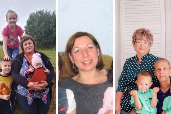 Три счастливых женщины, которые стали мамами после 40 лет