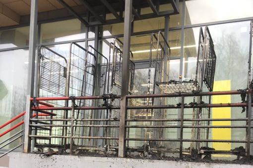 Пожар у популярного супермаркета: в МЧС рассказали о последствиях ЧП в Ярославле