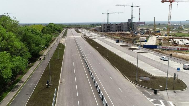 В ростовской Левенцовке за два года появится 9 дорог