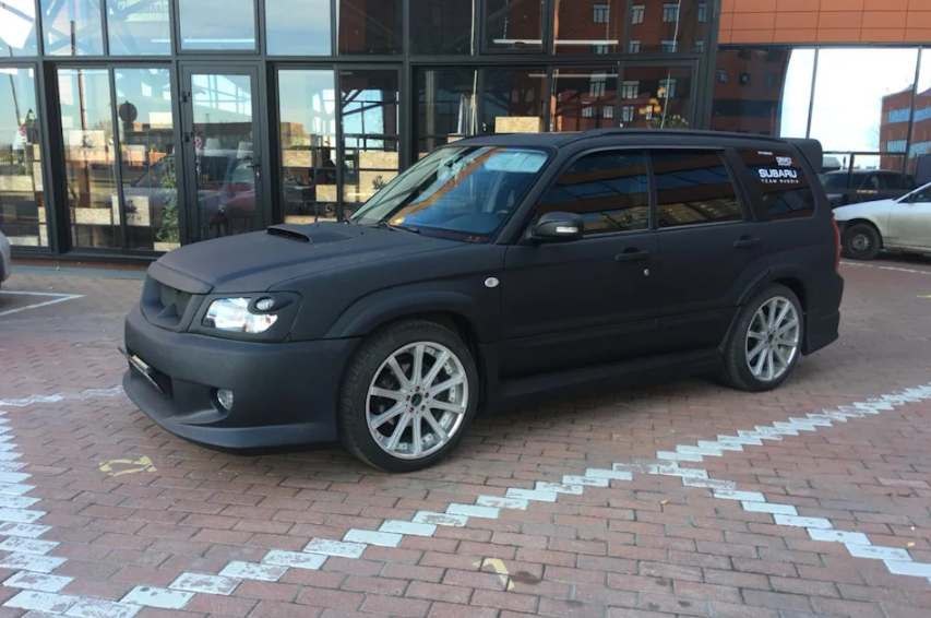 Subaru Forester, 2003 год