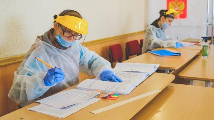 На выборах в Самарской области избирателям раздадут маски и перчатки