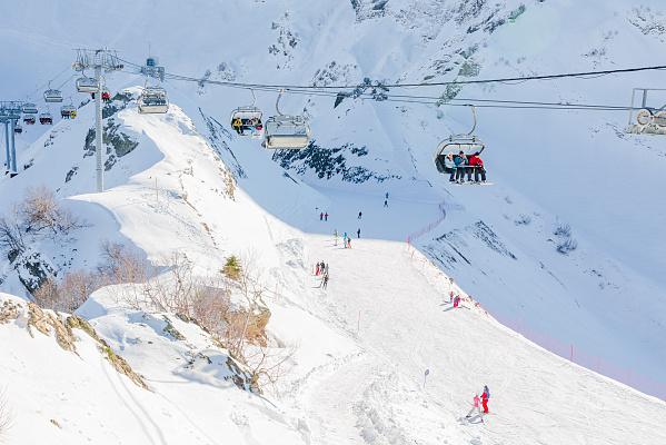 В новогодние каникулы увеличится количество рейсов из Самары в Сочи