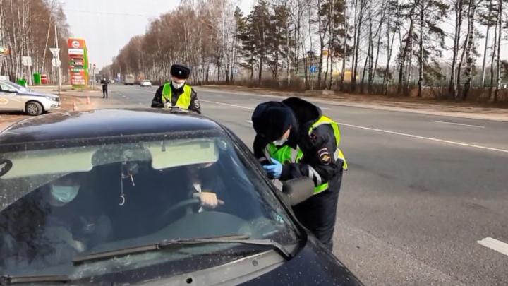 Нижегородское ГИБДД увеличит количество постов на трассах