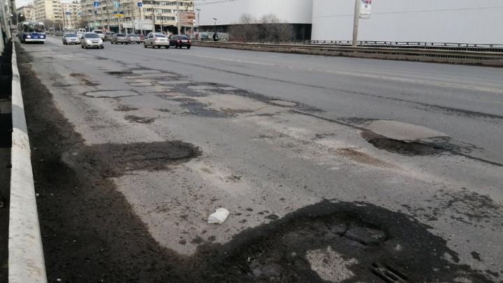 В Волгоградской области 26% мостов признали опасными