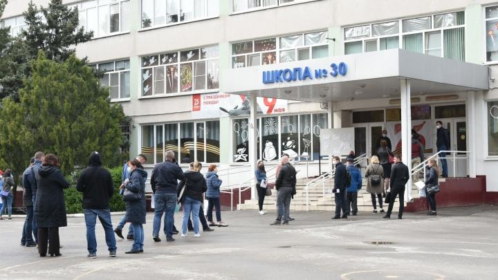 Администрации Ростова пришлось увеличить количество пунктов выдачи пропусков