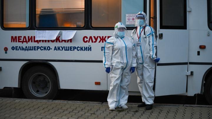 Стабильно растем: в Свердловской области за сутки выявили 175 новых случаев заражения коронавирусом