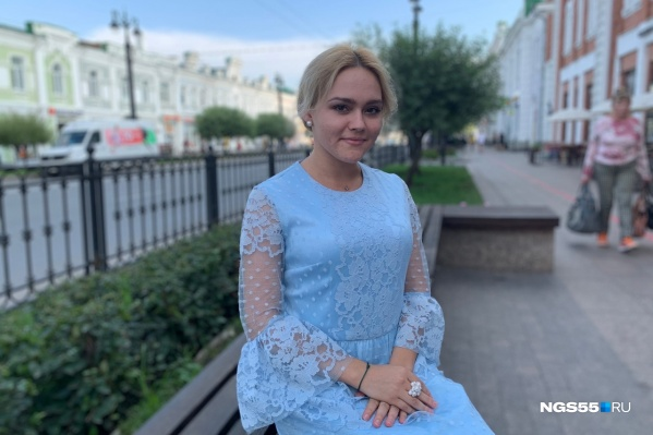 Дарья Иванова застряла в Омске из-за пандемии