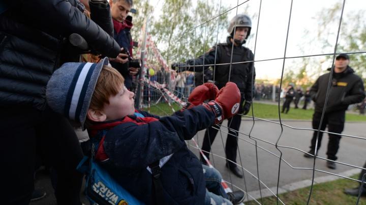 Год спустя. Как в Екатеринбурге шла битва за сквер, за которой следила вся страна