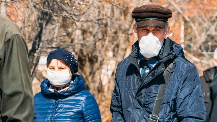 Коронавирус обнаружили ещё в трёх районах Омской области