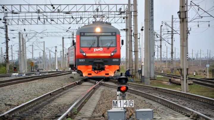 Там нет пассажиров: в Волгоградской области отменили остановку пригородного поезда