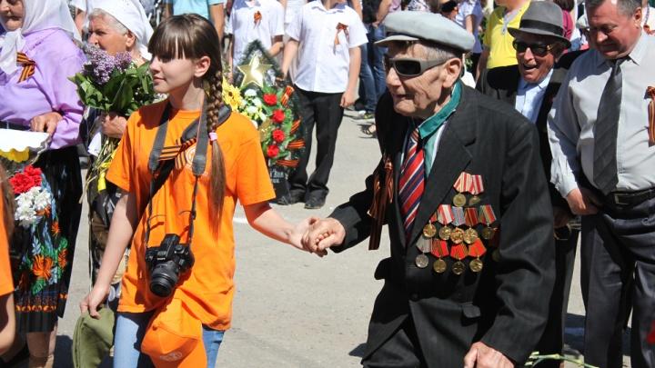 Ветераны Волгоградской области поддержали инициативу о присвоении Котельниково статуса «Город воинской славы»