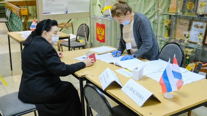 Данные на 10:00: в Прикамье явка на выборах губернатора составила 24%
