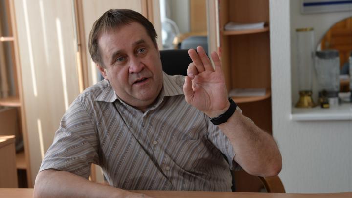 «Заболевших будет больше, чем весной»: интервью с начальником госпиталя для ветеранов войн, где лечат от COVID