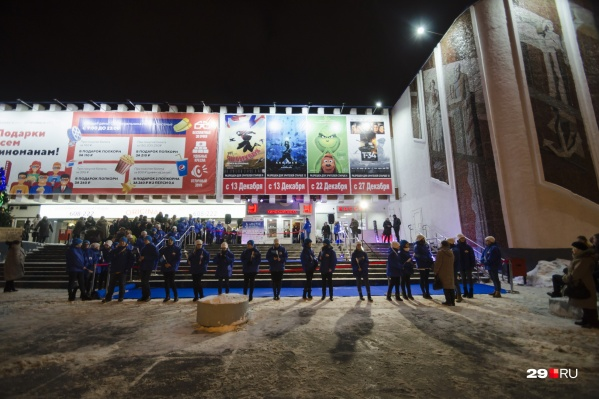 Кинотеатр не будет закрываться, но зрителей на сеансы будет допускаться меньше