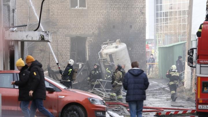 Пресс-секретаря Путина спросили про взрыв в ковидном госпитале в Челябинске