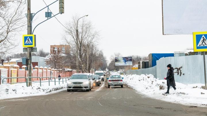 Проспект Карла Маркса реконструируют от Авроры до Кирова
