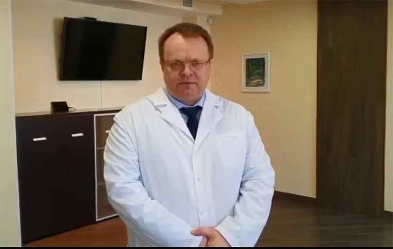 главный врач больницы имени Боткина