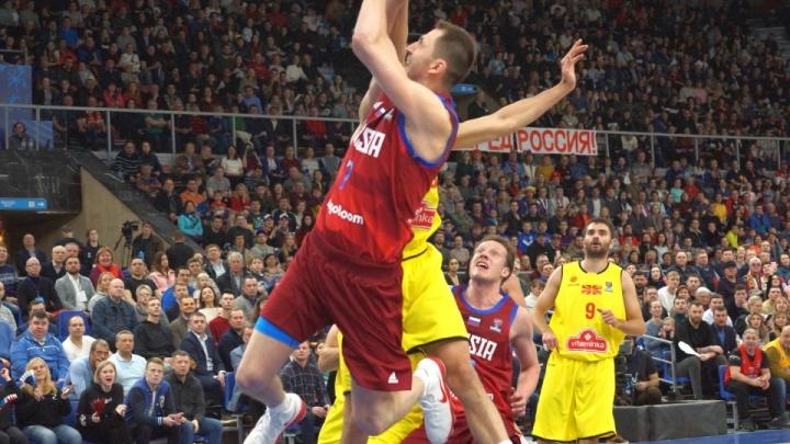 В Перми пройдут отборочные матчи чемпионата Европы по баскетболу