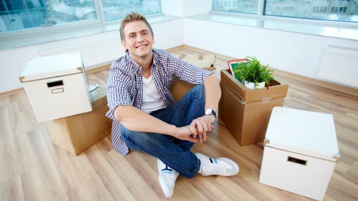 Ипотека с доставкой на дом: Сбербанк в Тюмени провел первую сделку у клиента в квартире