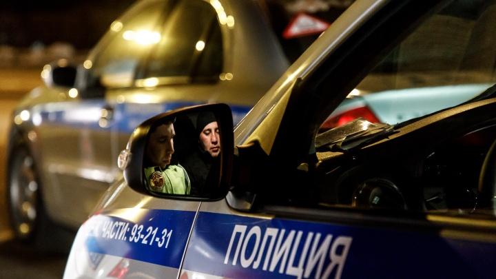 Милиции полно было: на выезде из Волгограда сбили человека